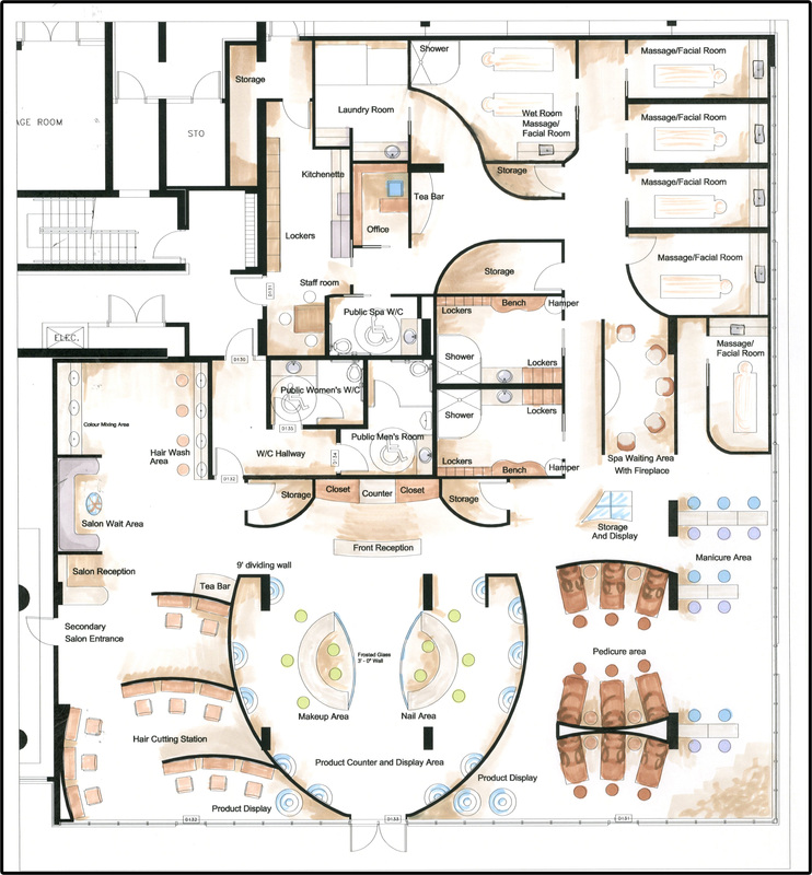 Salon floor plan design joy studio design gallery best for Salon floor plans